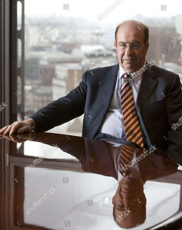 Lloyds Insurance Group Chairman Lord Peter Levene
