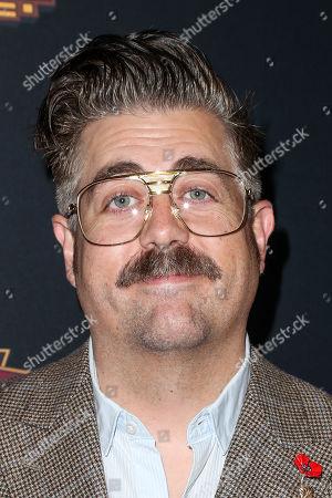 Stock Picture of Eric Petersen