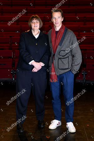 Benedict Cumberbatch, President of LAMDA, London Academy of Music and Dramatic Art welcomes Sarah Frankcom as the Academy's new Director