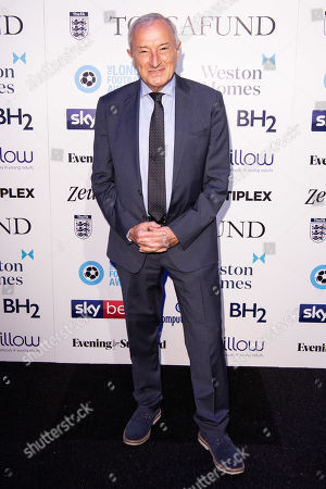Editorial picture of The London Football Awards, UK - 28 Feb 2019