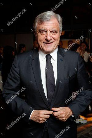 Stock Picture of Sidney Toledano