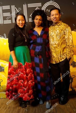 Carol Lim, Selah Louise Marley, Humberto Leon