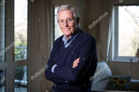 Stock Photo of Michael Aspel