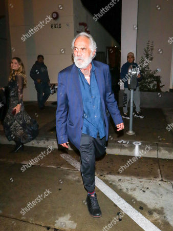 Tommy Chong at Craig's restaurant