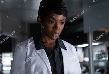 Caroline Chikezie as Dr. Major Nichole Sykes