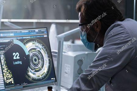 Henry Ian Cusick as Dr. Jonas Lear