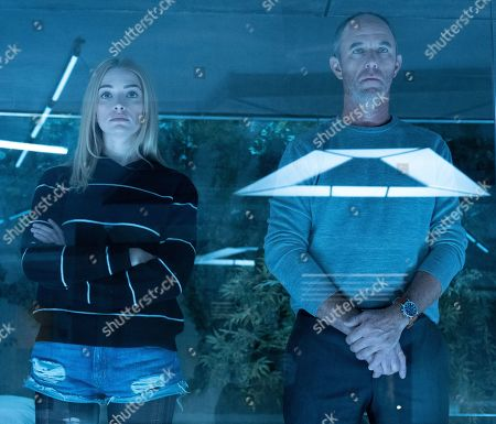 Brianne Howey as Shauna Babcock and Jamie McShane as Dr. Tim Fanning