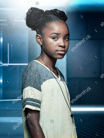 Saniyya Sidney as Amy Bellafonte