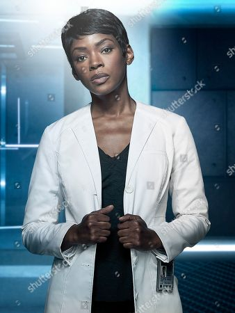 Stock Photo of Caroline Chikezie as Dr. Major Nichole Sykes