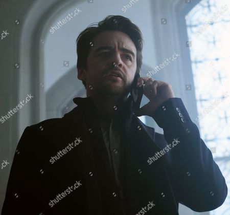 Vincent Piazza as Clark Richards