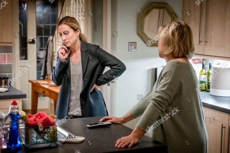 Morven Christie as Lisa Armstrong and Lindsey Coulson as Penny