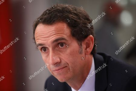 Stock Picture of Alexandre Bompard