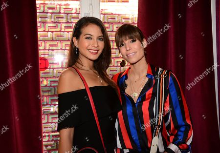 Vaimalama Chaves, Miss France 2019, Laury Thilleman