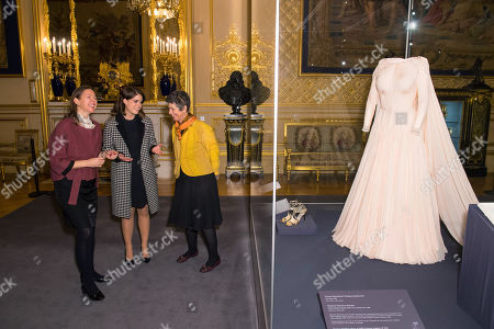 Editorial picture of 'A Royal Wedding' exhibition, Windsor Castle, Windsor, UK - 28 Feb 2019