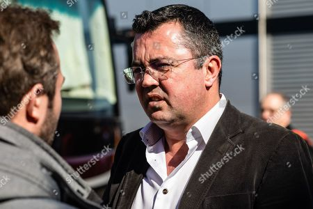 Eric Boullier of Mclaren F1 Team - Renault MCL34 portrait during the Formula 1 2019 Pre-Season Tests at Circuit de Barcelona - Catalunya in Montmelo, Spain on February 27.