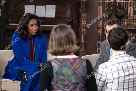 Michelle Obama joins the new YouTube Original learning special 'BookTube' to discuss her best-selling memoir 'Becoming' with a panel of YouTube Creators, including John Green, Jouelzy, Ariel Bissett, Kat O'Keeffe, Jesse George and Franchesca Ramsey.