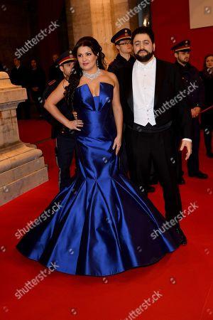 Editorial picture of 63rd Vienna Opera Ball, Austria - 28 Feb 2019