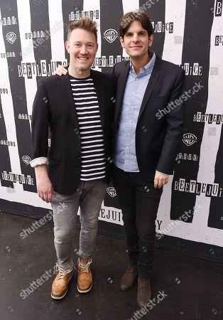 Eddie Perfect, Alex Timbers