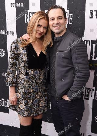 Kerry Butler, Rob McClure