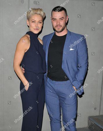 Emma Willis and Matt Willis