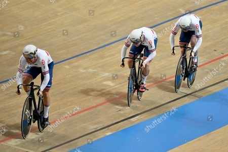 Editorial picture of Track Cycling World Championships, Pruszk, Poland - 28 Feb 2019
