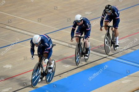 Editorial photo of Track Cycling World Championships, Pruszk, Poland - 28 Feb 2019