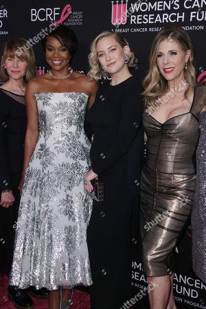 Kate Capshaw, Gabrielle Union, Kate Hudson and Rita Wilson