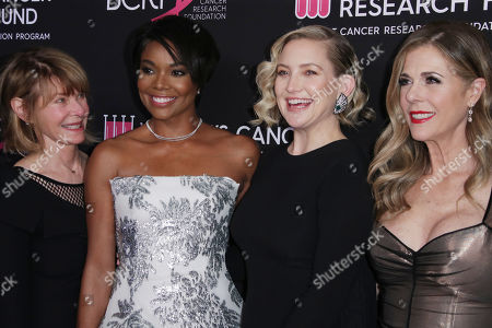 Editorial photo of The Women's Cancer Research Fund hosts An Unforgettable Evening, Arrivals, Beverly Wilshire Hotel, Los Angeles, USA - 28 Feb 2019