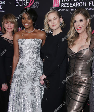 Stock Picture of Kate Capshaw, Gabrielle Union, Kate Hudson and Rita Wilson