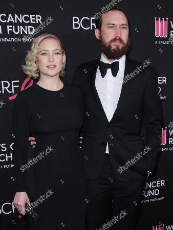 Kate Hudson and Danny Fujikawa