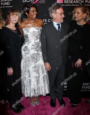 Kate Capshaw, Gabrielle Union, Steven Spielberg, Kate Hudson
