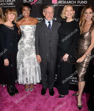 Kate Capshaw, Gabrielle Union, Steven Spielberg, Kate Hudson, Rita Wilson