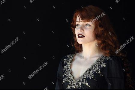Stock Image of Camilla Diana