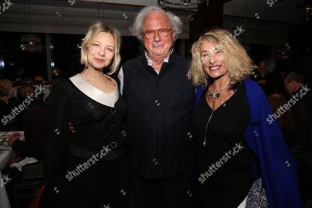 Stock Picture of Annabelle Dexter-Jones, Graydon Carter and Ann Dexter Jones