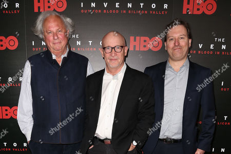 """Editorial image of HBO Hosts the Premiere of """"THE INVENTOR: OUT FOR BLOOD IN SILICON VALLEY"""", New York, USA - 28 Feb 2019"""