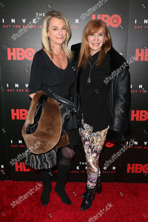 """Editorial photo of HBO Hosts the Premiere of """"THE INVENTOR: OUT FOR BLOOD IN SILICON VALLEY"""", New York, USA - 28 Feb 2019"""