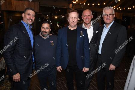 Nick Meyer, Glen Basner, Roger Avary, Joe Drake, David Linde