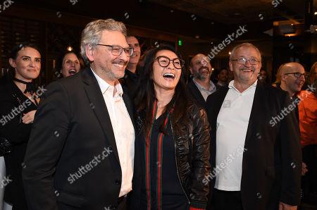 Victor Hadida, Helen Lee Kim, Etchie Stroh