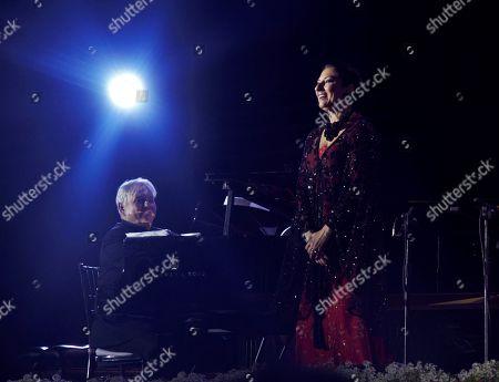 Editorial photo of Tribute to Monserrat Caballe in Motril, Motril (Granada), Spain - 28 Feb 2019