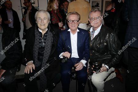 Terry O'Neill, John Swannell, Tony McGee