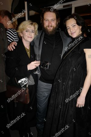 Sara Lee, Greg Williams and Eliza Cummings