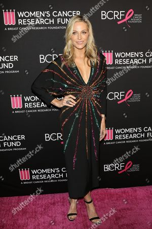 Jamie Tisch arrives for the Women's Cancer Research Fund's (WCRF) 'An Unforgettable Evening' at a hotel in Beverly Hills, California, USA, 28 February 2019.