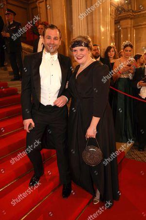 Editorial photo of 63rd Vienna Opera Ball, Austria - 28 Feb 2019