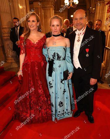 Maria Grossbauer, Susanne Wuest, Dominique Meyer