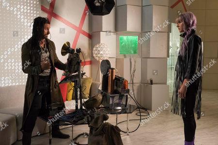 Editorial picture of 'Future Man' TV Show Season 2 - 2019