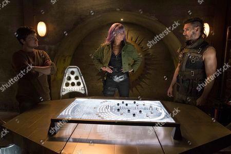 Editorial image of 'Future Man' TV Show Season 2 - 2019