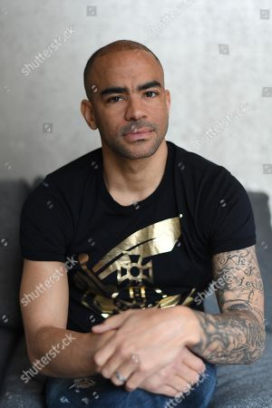 Kieron Dyer . Ex Footballer Kieron Dyer Feature In Ipswich At His House And Around Portman Rd Ipwich Town Fc - Interview For The Daily Mail Ahead Of His Book Serialisation.