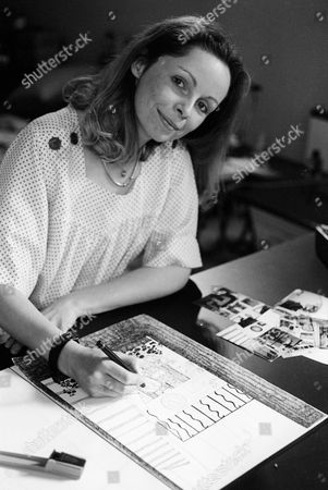 Stock Picture of Lalla Ward
