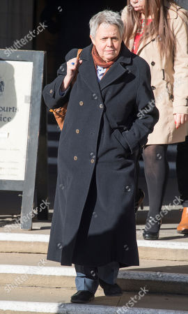 Harriet Wistrich Lawyer For Victims Leaves The Royal Courts Of Justice In London Where Judge Sir Brian Leveson Qc Decided Taxi Driver Rapist John Worboys' Victims Can Challenge The Parole Board's Decision To Release Him After Serving Only Eight Years. See Story.