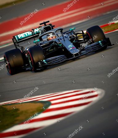 107d71cab6a4 Formula One Second Testing Day 4 Stock Photos (Exclusive)
